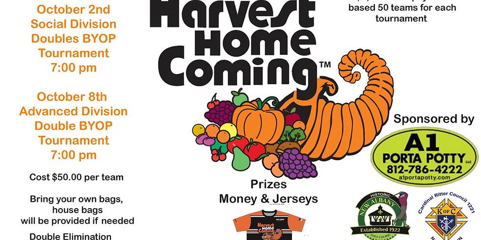 Corn Hole Tournament - Advanced Division