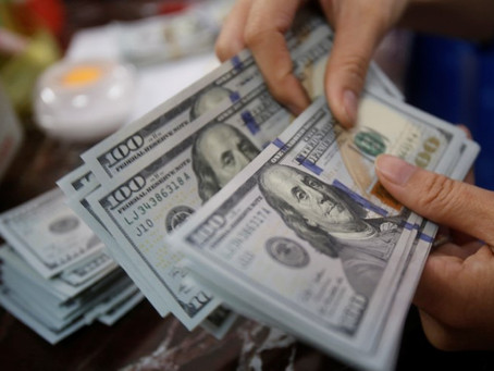 Dollar Up, Boosted by Higher Yields and Rising Hopes of U.S. Recovery