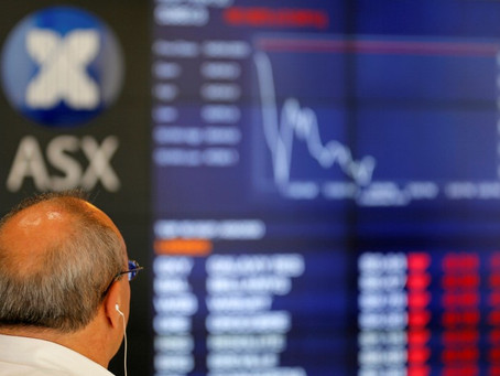 Australia stocks higher at close of trade; S&P/ASX 200 up 0.72%