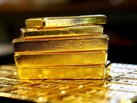 Gold Up, But Near Two-Month Lows Over Strengthening Dollar, COVID Recovery Hopes
