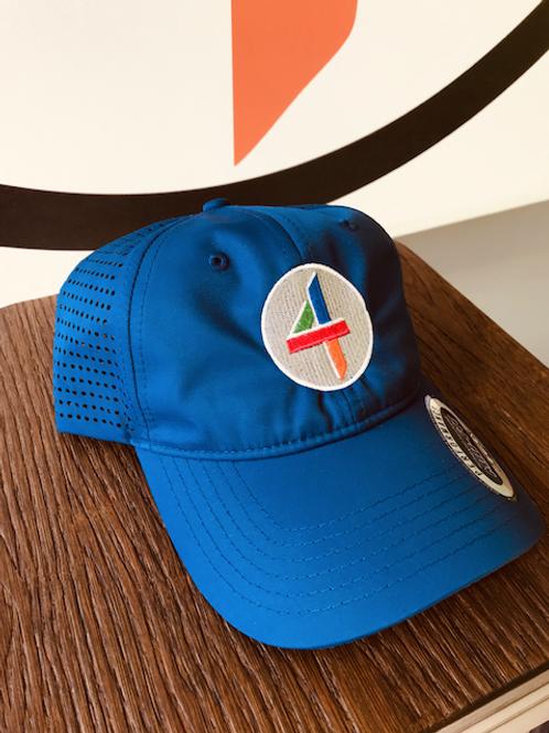 Blue Performance Hat