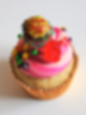 Candyland Cupcake