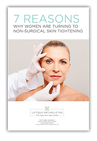 Brochure on Skin Tightening and Non Surgical Procedure