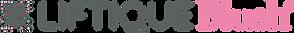 Liftique Blush Logo