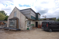 Ballycullen Cottages - Before Work