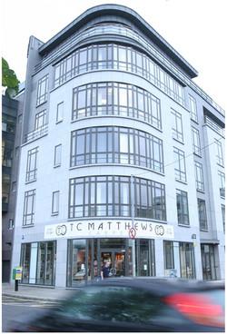 City Quay - Exterior front Facade