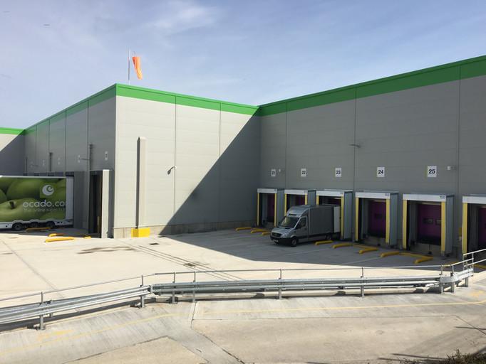 OCADO - Distribution Center