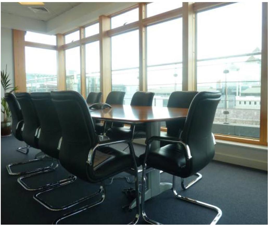 City Quay - Boardroom