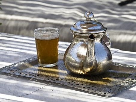 自然環境や気候から生まれる|サハラ砂漠のミントティー(世界の風土食4)