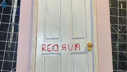 The Shinning door