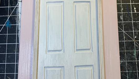 WIP Shinning Door