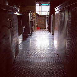 camion intérieur