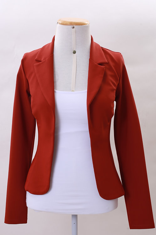Blazer Fashion Color