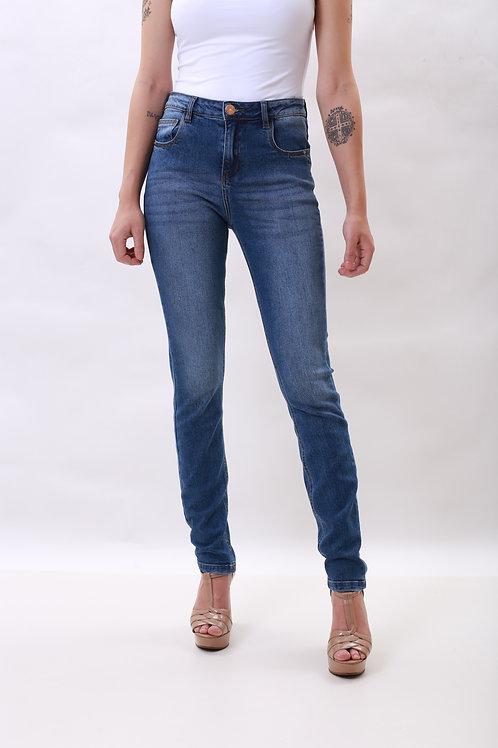 Calça Skinny Média Laura Eko Jeans
