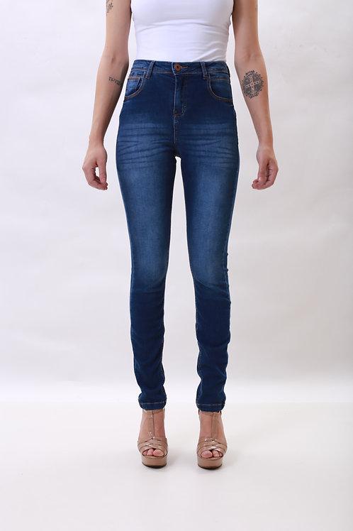 Calça Skinny Média Laura Jeans