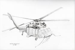 SIKORSKY UH-60 BLACKHAWK (CATFISH)