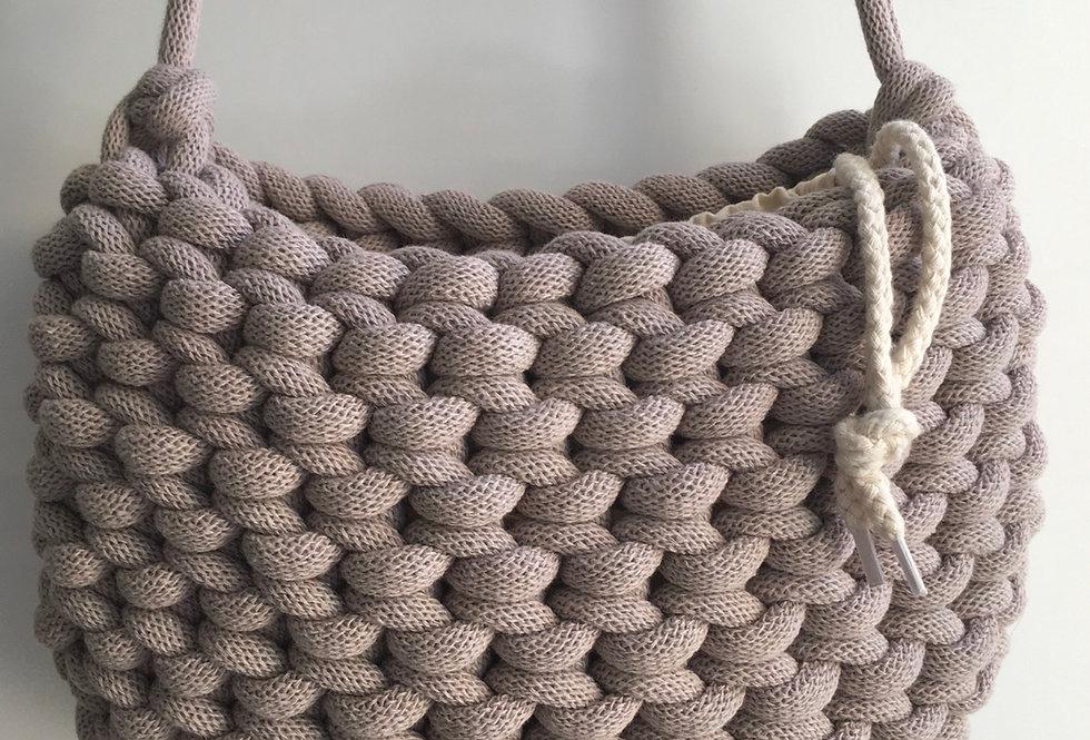 Pearl / Neutral Shoulder Bag