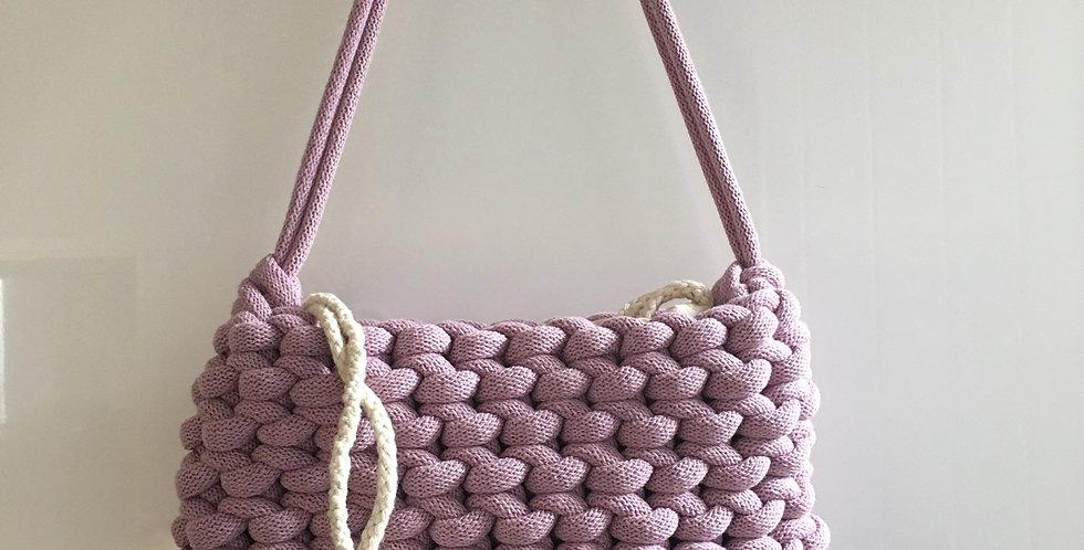 Dusky Pink Short Shoulder Bag