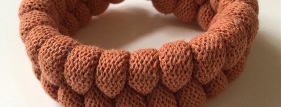 terracotta bracelet