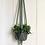 Thumbnail: Sage Green Long Macrame Plant Hanger