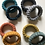 various colours handmade knotted bracelets
