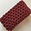 Thumbnail: Wild Rose Chunky Clutch Bag