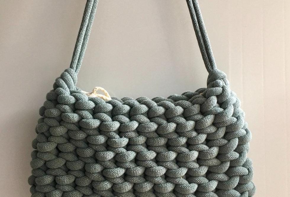 Sage green Short Shoulder Bag