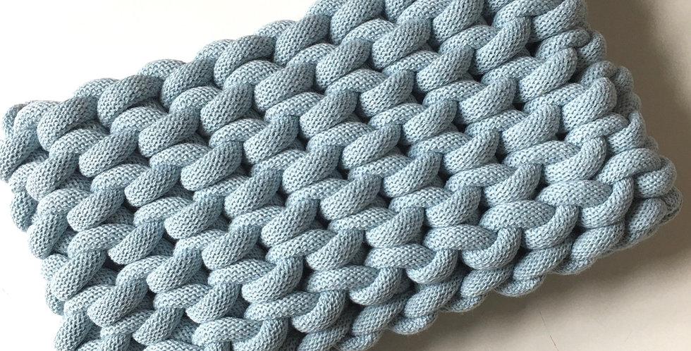 Light Blue Clutch bag