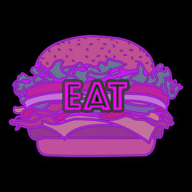 burger joint logo/sign
