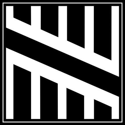 cross construction logo