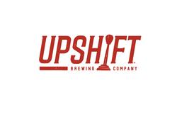 Upshift logo - car show