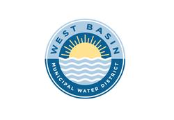 West Basin logo - car show