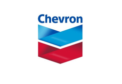 Chevron logo - car show