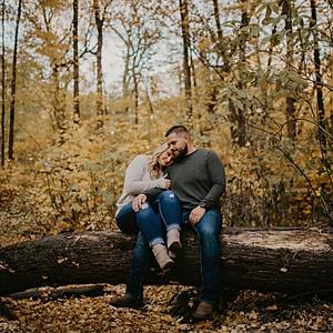 Heather & Travis // Engagement
