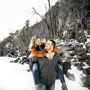 Greta & Nick // Engagement