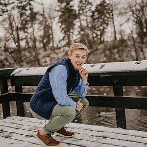 Parker // Senior Photos