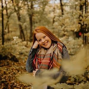Emily // Senior Photos