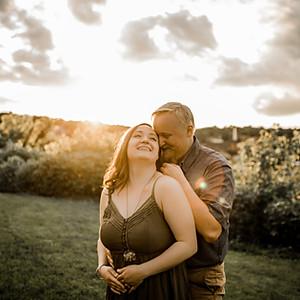 Samantha & Cory // Engagement