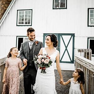 Valerie & Marcus Part 2 // Wedding