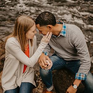 Leah & Brandon // Engagement