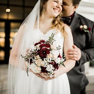 Peter & Chloe // Wedding