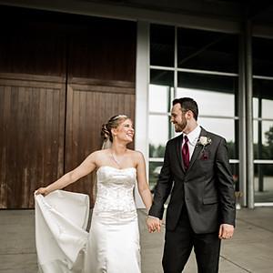 Joanna & Evan // Wedding Part 1