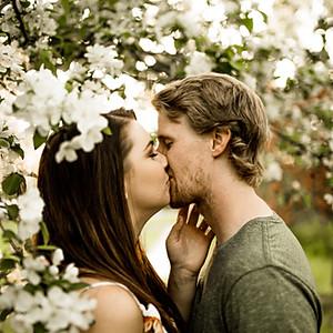 Stephanie & Cory // Engagement