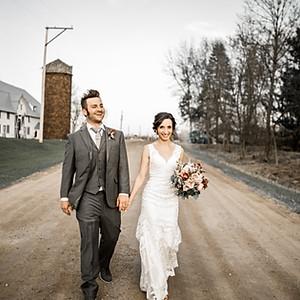 Valerie & Marcus // Wedding