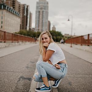 Kaelyn // Senior Photos