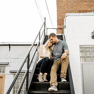 Jessica & Carl // Engagement