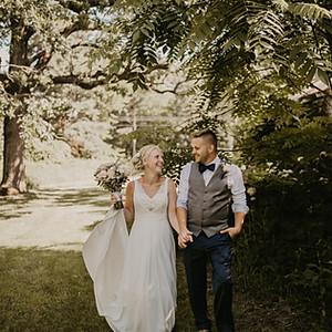 Kaitlin & David // Wedding