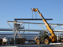ombrières parking photovoltaïque