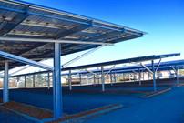 ombrière parking photovoltaïque