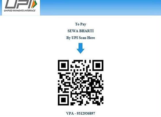 QR Code - sewa bharti.JPG